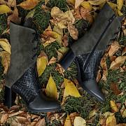 Осенне-зимние сапоги доставка из г.Ереван