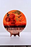 Author's art plates Yerevan