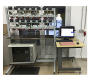 INSTALLATION FOR VERIFICATION AND ADJUSTMENT OF ELECTRONIC ELECTRONIC ENERGY METERS Yerevan