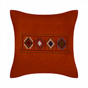 """Old Armenian, carpeted, embroidered pillowcase """"Memling"""" Delivery from Yerevan"""
