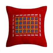 """Old Armenian, carpeted, embroidered pillowcase """"Pazirik"""" Delivery from Yerevan"""