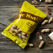 Salted peanuts in shell Mr Nut 140 gr Delivery from Yerevan