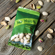Mr Nut salted pistachios 40 gr Delivery from Yerevan