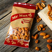 Peanuts with pepper Mr Nut 40 gr Delivery from Yerevan