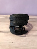 Genuine python leather belts Delivery from Yerevan