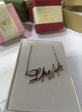 Silver pendant Yerevan