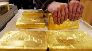 Gold powder and bar Delivery from Vienna