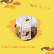 Honey with dried fruits Delivery from Yerevan
