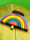 Wooden rainbow Delivery from Yerevan