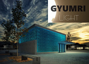 Light-transmitting concrete production: Transparent concrete Delivery from Gyumri